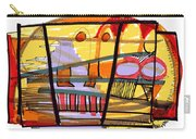 Abstract Drawing Sixty-seven Carry-all Pouch