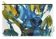 Abstract Expressionism Painting Series 715.102710 Carry-all Pouch