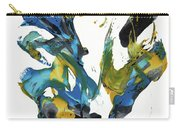 Abstract Expressionism Painting Series 716.102710 Carry-all Pouch