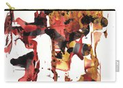 Abstract Expressionism Painting Series 744.102110 Carry-all Pouch