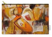 Abstract Expressionism Three Carry-all Pouch