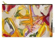 Abstract Expressionism Two Carry-all Pouch