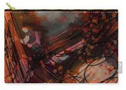 Abstract Face #0066 Carry-all Pouch