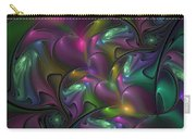 Abstract Fantasy Fractal Carry-all Pouch