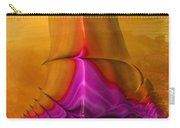 Abstract Fantasy Sailing Carry-all Pouch