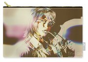 Abstract Fashion Pop Art Carry-all Pouch
