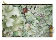 Abstract Floral 2 Carry-all Pouch