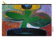 Abstract Floral Art 115 Carry-all Pouch