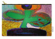 Abstract Floral Art 116 Carry-all Pouch