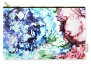 Abstract Garden Carry-all Pouch