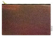 Abstract Gold Brown And Blue Carry-all Pouch