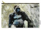 Abstract Gorilla 12 Version 2 Carry-all Pouch