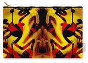 Abstract Graffiti 19 Carry-all Pouch