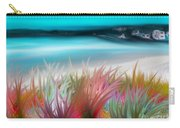 Abstract Grass Series 17 Carry-all Pouch