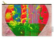 Abstract Heart 310118 Carry-all Pouch