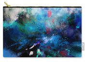 Abstract Improvisation Carry-all Pouch by Wolfgang Schweizer