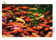 Abstract Koi 38 Carry-all Pouch