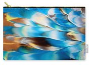 Abstract L1015al Carry-all Pouch