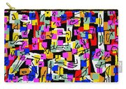 Abstract Laberinto 2 Carry-all Pouch