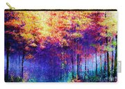 Abstract Landscape 0830a Carry-all Pouch