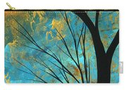 Abstract Landscape Art Passing Beauty 3 Of 5 Carry-all Pouch