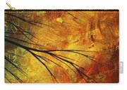 Abstract Landscape Art Passing Beauty 5 Of 5 Carry-all Pouch