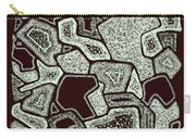 Abstract Landscape - Hand Drawn Pattern Carry-all Pouch