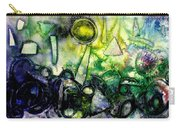 Abstract Landscape IIi Carry-all Pouch