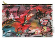 Abstract Landscape Sketch13 Carry-all Pouch