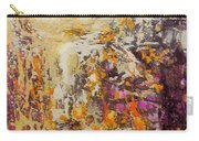 abstract landscape VI Carry-all Pouch