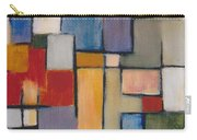 Abstract Line Series  Carry-all Pouch