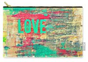Abstract Love V2 Carry-all Pouch