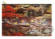 Abstract Magnified Lines Carry-all Pouch