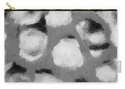 Abstract Monochome 152 Carry-all Pouch