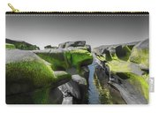Abstract Mood Selective Color Carry-all Pouch