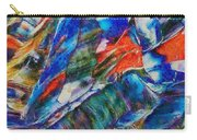 abstract mountains II Carry-all Pouch