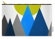 Abstract Mountains Landscape Carry-all Pouch