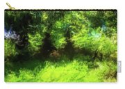 Abstract Nature 834 Carry-all Pouch