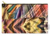 Abstract Nito An Abstract Carry-all Pouch