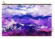 Abstract Ocean Fantasy One Carry-all Pouch