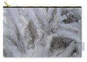 Abstract Of Ice Carry-all Pouch