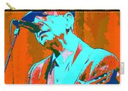 Abstract Of Leonard Cohen Carry-all Pouch