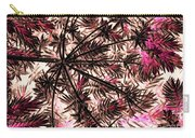 Abstract Of Low Growing Shrub  Carry-all Pouch