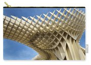 Abstract Of Metropol Parasol Pod At Plaza Of The Incarnation Sev Carry-all Pouch