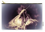 Abstract Of Skipper Butterfly Carry-all Pouch