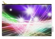Abstract Of Stage Concert Lighting Carry-all Pouch by Setsiri Silapasuwanchai