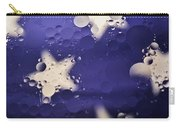 Abstract Oil And Water 2 Carry-all Pouch