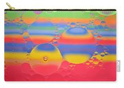Abstract Oil And Water 7 Carry-all Pouch