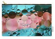 Abstract Oil And Water Carry-all Pouch