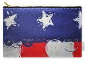Abstract Stars And Stripes Carry-all Pouch